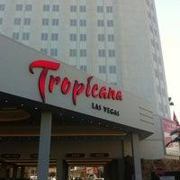 Das Foto wurde bei Tropicana Las Vegas von Fer S. am 2/12/2013 aufgenommen