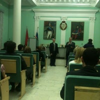 Photo taken at Saint Petersburg State Institute of Technology by Victor on 2/20/2013