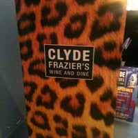 Photo taken at Clyde Frazier's Wine and Dine by Harvey on 9/14/2012