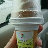 Photo taken at 7-Eleven by Akiko on 10/28/2017