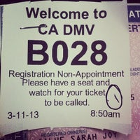 ... Photo taken at California Department of Motor Vehicle - Lodi Office by Lucky on 3/ ...