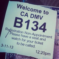 Photo taken at California Department of Motor Vehicle - Lodi Office by Lucky on 3/ ...