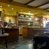 Photo taken at Bambi café by Pedro J. on 11/28/2012