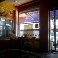 Photo taken at Bambi café by Pedro J. on 12/11/2012