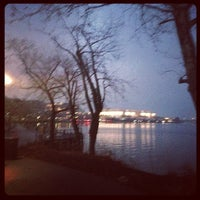 Photo taken at Georgetown Waterfront Park by Publio M. on 12/9/2012
