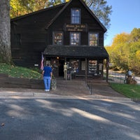 Photo taken at Meadow Run Mill And General Store by Eric V. on 10/24/2017