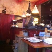 Photo taken at BistroCafe ZiZi by A3 on 2/20/2013