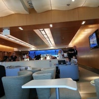Photo taken at Delta Sky Club by Josuan M. on 12/11/2012