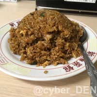 Photo taken at 新福菜館 府立医大前店 by cyber D. on 12/30/2016