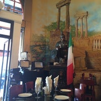Photo taken at Colosseo Ristorante & Bar Italiano by Joanne on 5/31/2014