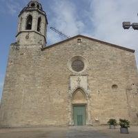 Photo taken at Monestir de Sant Esteve by NetVicious on 8/26/2014