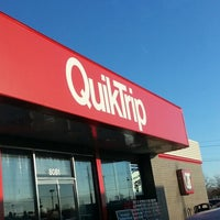 Photo taken at QuikTrip by Jaymie B. on 2/1/2013