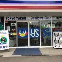 5/27/2017にKirra S.が東京ヤクルトスワローズOfficial Goods Shop つば九郎店で撮った写真