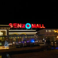 Photo taken at Senzo Mall by Mostafa A. on 1/10/2013