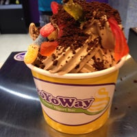 Photo taken at FroYoWay by FroYoWay on 4/29/2013
