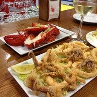 Photo taken at Salitre Restaurante by Versatil Copas on 10/29/2012