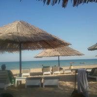Photo taken at Palmera Beach Resort Ain Sukhna by Heba D. on 10/27/2012