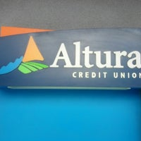Photo taken at Altura Credit Union by Paul B. on 9/22/2012