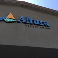 Photo taken at Altura Credit Union by Paul B. on 6/6/2015