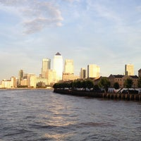 Photo taken at Canary Wharf by Leo on 9/28/2013