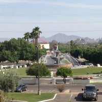 Photo taken at Arizona Grand Resort by Angel on 5/5/2013