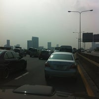 Photo taken at Si Rat Expressway Sector A by nopadol k. on 10/1/2012
