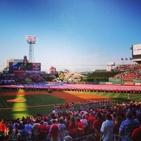 Photo taken at Angel Stadium of Anaheim by Ben G. on 7/5/2013