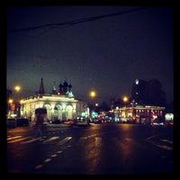 Снимок сделан в Таганская площадь пользователем Alexey K. 2/9/2013