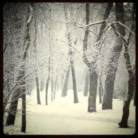 3/4/2013 tarihinde Alexey K.ziyaretçi tarafından Парк «Дубки»'de çekilen fotoğraf