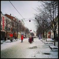 Снимок сделан в Улица Кирова пользователем Alexey K. 1/3/2013