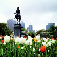 Photo prise au Boston Public Garden par Adam D. le5/12/2013