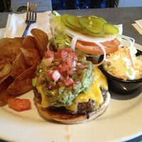Photo taken at Boston Burger Company by Adam D. on 4/9/2013