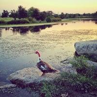 ... Photo Taken At Mueller Lake Park By Geoff D. On 9/28/2012 ...