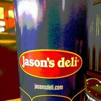 Photo taken at Jason's Deli by Pat A. on 4/13/2013