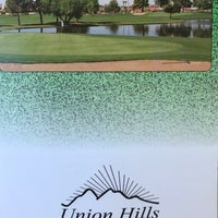 Photo taken at Union Hills Contry Club Golf by Pat A. on 3/12/2017
