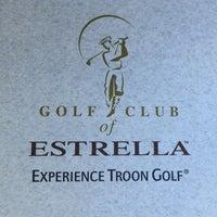 Photo taken at Golf Club of Estrella by Pat A. on 8/19/2016