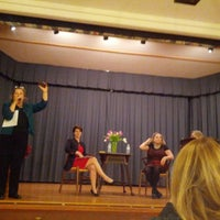 Photo taken at Woman's Club of Palo Alto by Emily R. on 3/12/2014