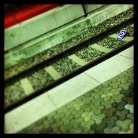 Photo taken at Downtown Garland Station (DART Rail) by Sten-Erik A. on 3/13/2013