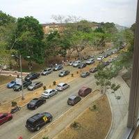 Photo taken at Universidad Tecnológica de Panamá - Campus Central Dr. Víctor Levi Sasso by Ameth U. on 3/1/2013