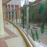 Photo taken at Universidad Tecnológica de Panamá - Campus Central Dr. Víctor Levi Sasso by Ameth U. on 3/12/2013