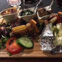 Photo taken at Restaurant Los Argentinos by Leonie V. on 9/21/2017