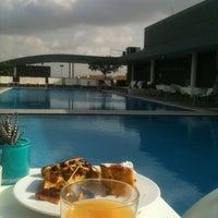Foto scattata a Radisson Blu es. Hotel da Juliana il 9/27/2012