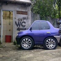 """Photo taken at Car wash """"Sineleyan"""" by Totok S. on 10/6/2014"""