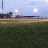 Photo taken at Joseph L. McCaffery Sports Park by Ken on 8/7/2013