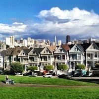 Photo prise au Alamo Square par Marvin S. le12/12/2012