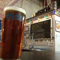 Photo taken at Wit's End Brewery by Mike B. on 1/18/2013