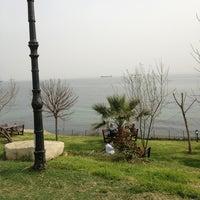 Photo taken at Saklı Deniz by Suna A. on 4/6/2013