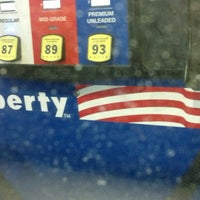 Photo taken at Liberty Gas by Dushawn R. on 3/22/2013