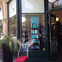 Photo taken at Ecco Hair Salon by Melinda M. on 7/20/2013