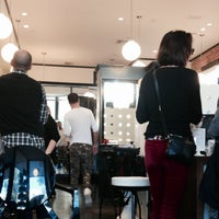 Photo taken at Ecco Hair Salon by Melinda M. on 1/4/2014